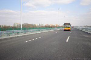 Trzy linie ekspresowe na nowym moście