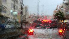 Deszcz utrudni jazdę na wschodzie i południu
