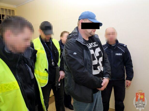 Policja zatrzymała konwojenta w grudniu ksp