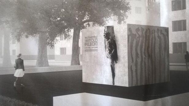 Na Żoliborzu ma stanąć pomnik Witolda Pileckiego Urząd Miasta
