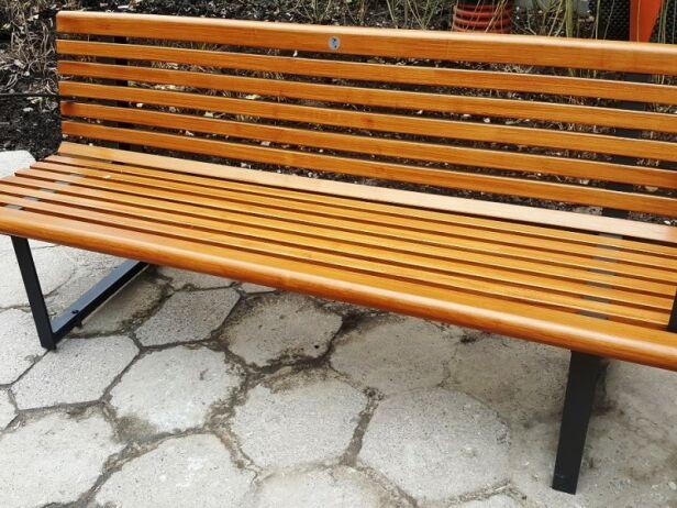 Nowa ławka UM