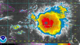 Erika zdewastowała karaibską wyspę. Dominika liczy szkody