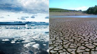 """Skutki zmian klimatycznych od 2011 roku. """"Zwiększone ryzyko ekstremalnych zdarzeń"""""""