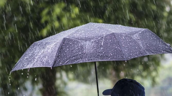 Prognoza pogody na dziś: <br />wiele deszczowych miejsc